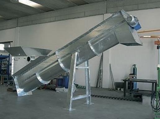 конвейер для бетона