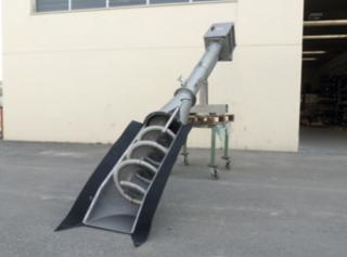 шнековая решетка с уплотнителем