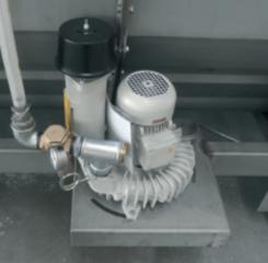 редуктор в комбинированной установке механической очистки стоков