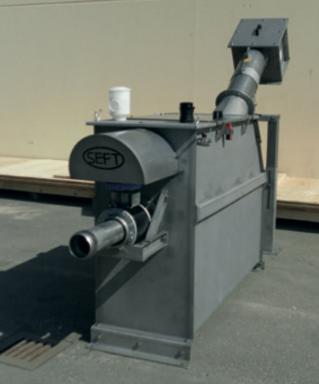 комбинированная установка для приема сточных вод